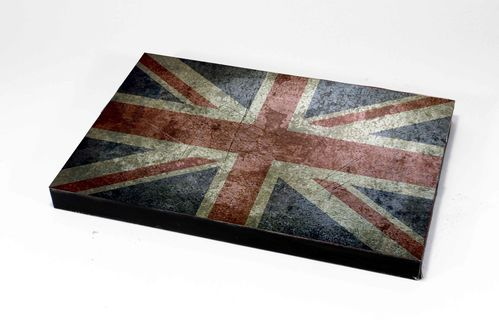 35360 Grunge base United Kingdom 20x14cm