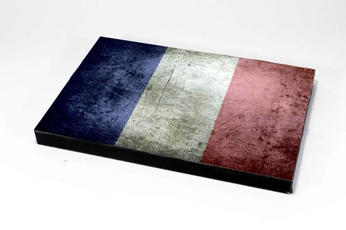 35361 Self adhesive grunge base France 26x19cm