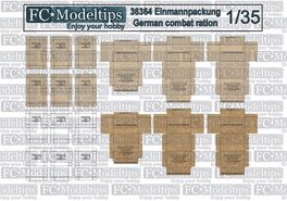 36364 EPa German combat ration 1/35